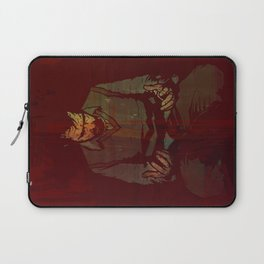 Out Of Range Laptop Sleeve