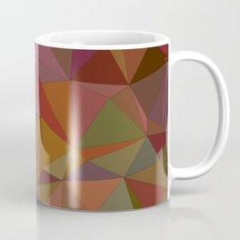 Autumn  triangles Coffee Mug
