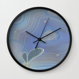 Which Came First Wall Clock