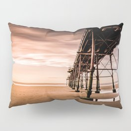 Puddle Striding Pillow Sham