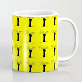 Palmetto-palms,drupe,sabal,swamp,cabbage,abanico,drupa,palmera Coffee Mug