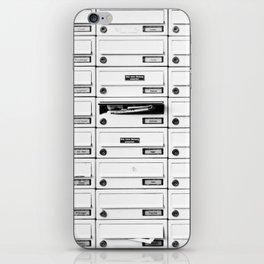 Mailbox Lotto iPhone Skin