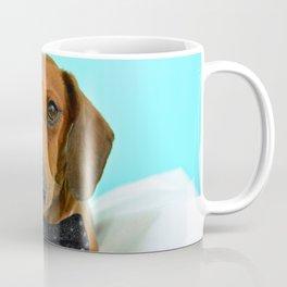 Dachshund in a BowTie Coffee Mug
