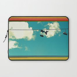 On a Wire Laptop Sleeve