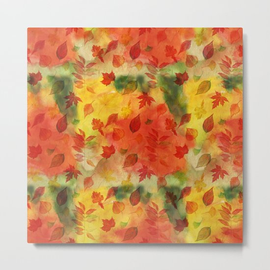 Autumn leaves #20 Metal Print