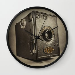 Ensign Box  Wall Clock