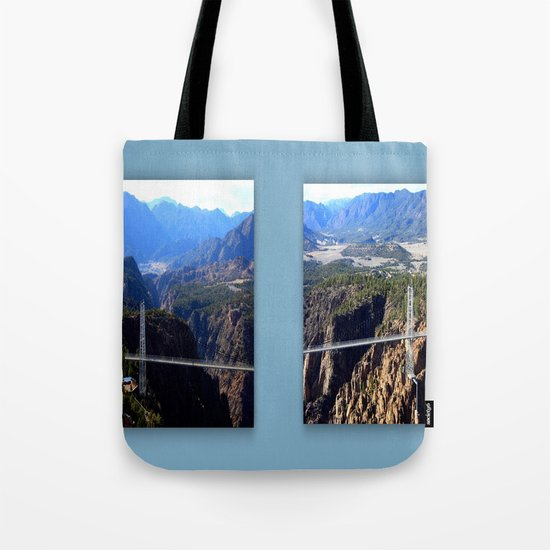 The Royal Gorge Tote Bag