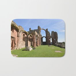 The Holy Island Priory Bath Mat