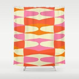 Zaha Sixties Shower Curtain