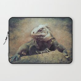 Big bad Lizard! Laptop Sleeve