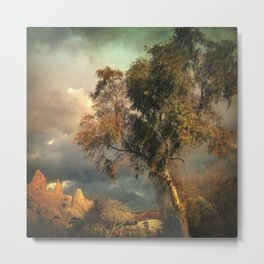 Tree Of Confusion Metal Print