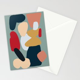 abstraction vol.5 Stationery Cards