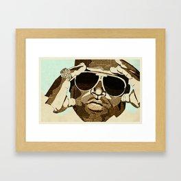 Cee Lo Green Framed Art Print