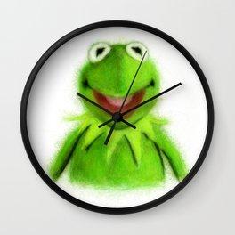 Kermit Wall Clock