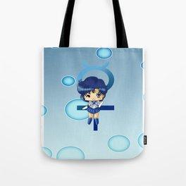 Sailor Mercury Tote Bag