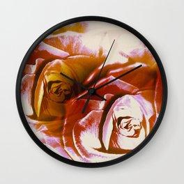 Vintage Romance Wall Clock