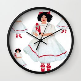 The Nutcracker Ballet Wall Clock