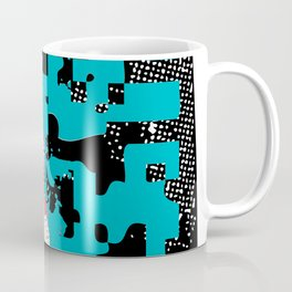 Breaking Up – Lost in Time Coffee Mug