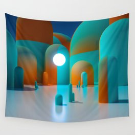 GUMMY Wall Tapestry