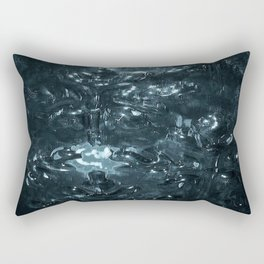 Enchanted blue Rectangular Pillow
