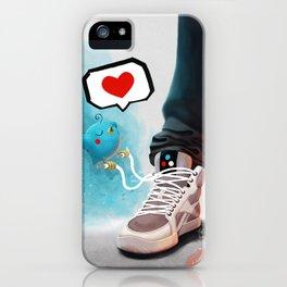 sneaker Love iPhone Case