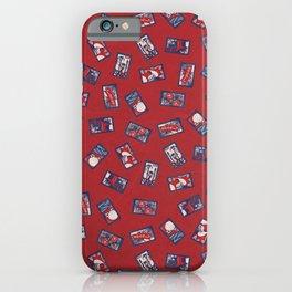 Playing Card Game / Hanafuda (花札) iPhone Case