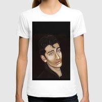 alex turner T-shirts featuring Alex Turner by Alfonso Aranda