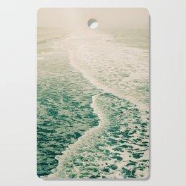 Beautiful Summer Sea Cutting Board