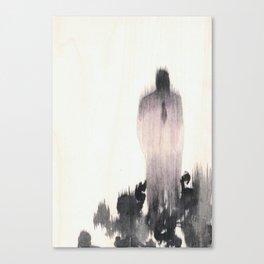 The Third Death Canvas Print