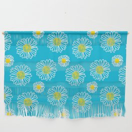 Daisies Galore Wall Hanging