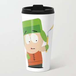 Kyle Ninja Travel Mug