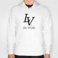 lv Hoodies featuring LV by Joe Alexander