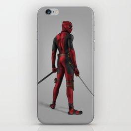 Deadpool iPhone Skin