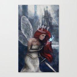 Child of Light Canvas Print