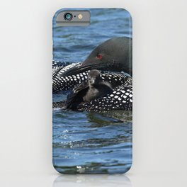 Family Brunch iPhone Case