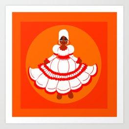 ¡Baile Mai! Art Print