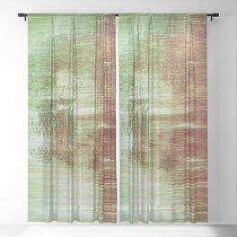 Wanderlust Sheer Curtain