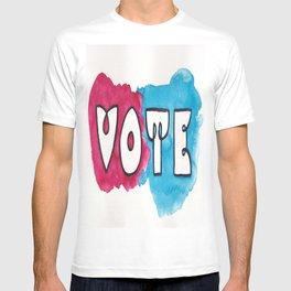 Vote Power Block T-shirt
