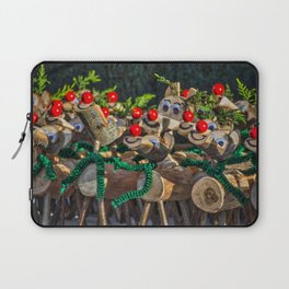 Red Noses. Laptop Sleeve