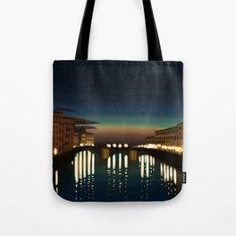 The Arno River Tote Bag