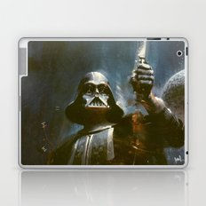 Darth Vader Vintage Laptop & iPad Skin