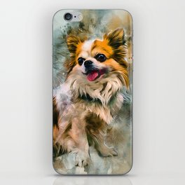 Chihuahua Art iPhone Skin