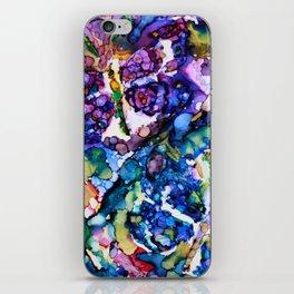 Psychedelic Butterflies iPhone Skin