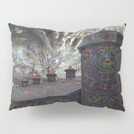 Dreaming ~ Silent Screaming Pillow Sham