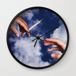 Just doob it Wall Clock