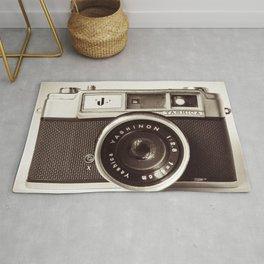 old camera photography, Camera photograph Rug