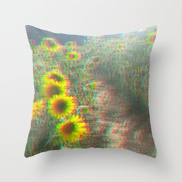 //°* FRGT H°_RS //• AMGST FL•W_RS //~°• Throw Pillow
