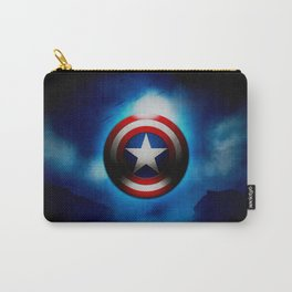 Captain Shield - Steve Roger Carry-All Pouch