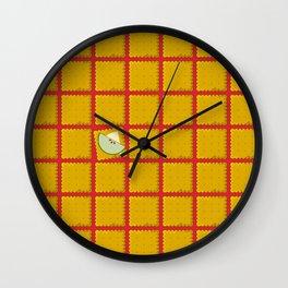 Crackers! Wall Clock