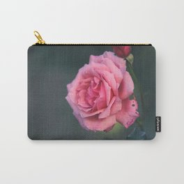 Rose - Pink Beauty Carry-All Pouch